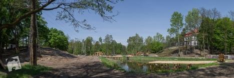 park przy Muzeum Nałkowskich--3