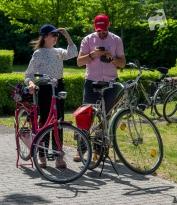 VII Wołomiński Rajd Zabytkowych Rowerów-2055