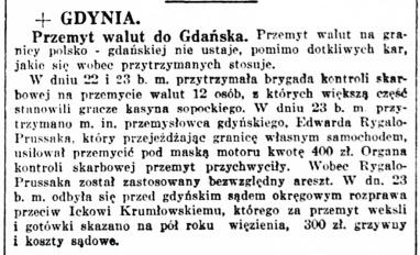 Kurjer Warszawski. R.116, nr 204 (27 lipca 1936)