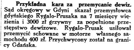 Gwiazdka Cieszyńska : pismo naukowe i zabawne 1936, nr 76 (28 września)