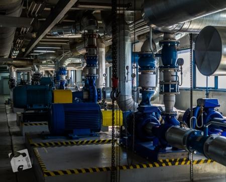 Zakład Energetyki Cieplnej w Wołominie-3058