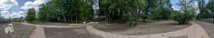 park przy Muzeum Nałkowskich--2