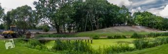 park przy Muzeum Nałkowskich--5