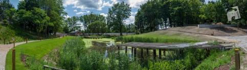 park przy Muzeum Nałkowskich--6