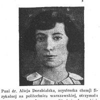 Chemiczny celebrytyzm z lat 30.